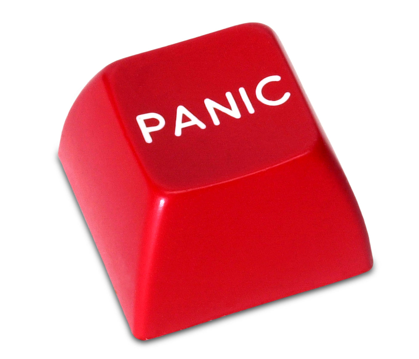Do You Have Your Panic Button On All The Time